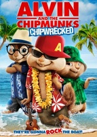 Alvin and the Chipmunks: Chip-Wrecked movie poster (2011) picture MOV_0abab097