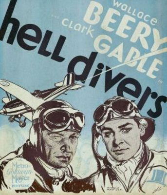 Hell Divers movie poster (1931) poster MOV_0abbfde4