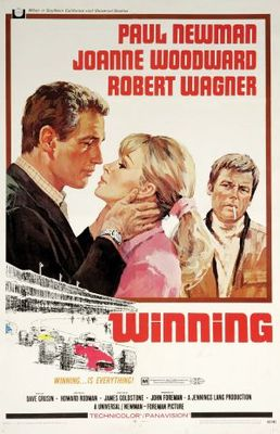 Winning movie poster (1969) poster MOV_0abd55a6