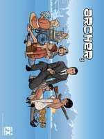 Archer movie poster (2009) picture MOV_0abdc0e3
