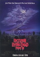 Return of the Living Dead Part II movie poster (1988) picture MOV_0abf1d46