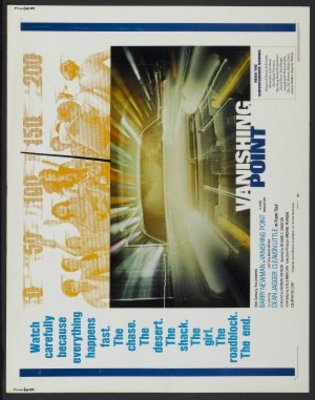 Vanishing Point movie poster (1971) poster MOV_0ac0df55