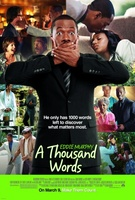 A Thousand Words movie poster (2012) picture MOV_0ac11987