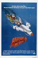 Airplane II: The Sequel movie poster (1982) picture MOV_0ac1683b