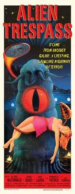 Alien Trespass movie poster (2009) poster MOV_0ac4541f