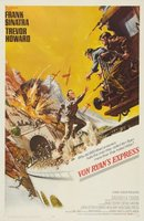 Von Ryan's Express movie poster (1965) picture MOV_0ac7448f