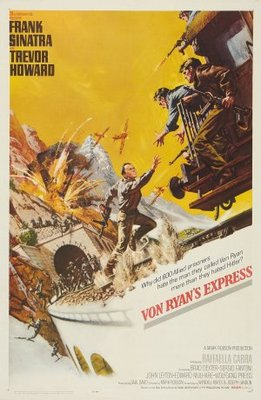 Von Ryan's Express movie poster (1965) poster MOV_0ac7448f
