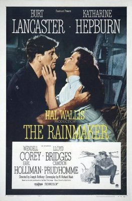The Rainmaker movie poster (1956) poster MOV_0acdb14f