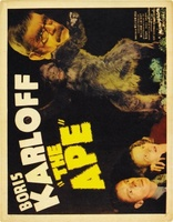 The Ape movie poster (1940) picture MOV_0acf99aa