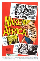 Naked Africa movie poster (1957) picture MOV_0ad1167a