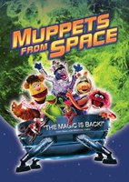 Muppets From Space movie poster (1999) picture MOV_0ad3b483