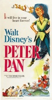 Peter Pan movie poster (1953) picture MOV_0ad47f98