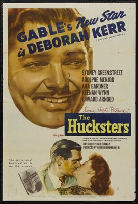 The Hucksters movie poster (1947) poster MOV_0ad6edc3