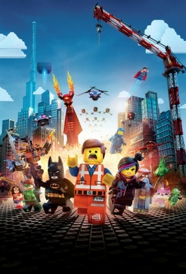 The Lego Movie movie poster (2014) poster MOV_0ad7859b