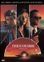 Tequila Sunrise movie poster (1988) picture MOV_0ad85386