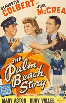 The Palm Beach Story movie poster (1942) poster MOV_0ae277df