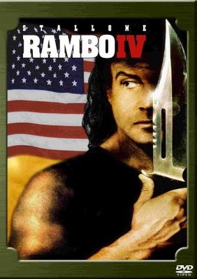 Rambo movie poster (2008) poster MOV_0ae43191