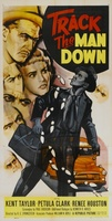 Track the Man Down movie poster (1955) picture MOV_0ae8bc54