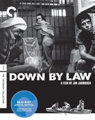 Down by Law movie poster (1986) poster MOV_0ae95138