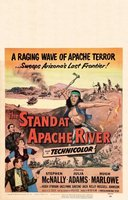 The Stand at Apache River movie poster (1953) picture MOV_0aeed590