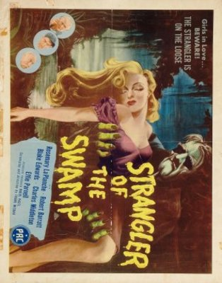 Strangler of the Swamp movie poster (1946) poster MOV_0af26f3b