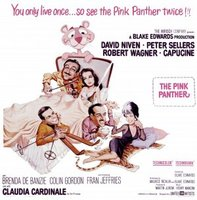 The Pink Panther movie poster (1963) picture MOV_0af33fe8