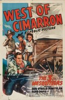 West of Cimarron movie poster (1941) picture MOV_0af3e2ac