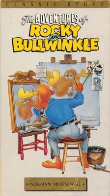The Bullwinkle Show movie poster (1961) poster MOV_0af5f370