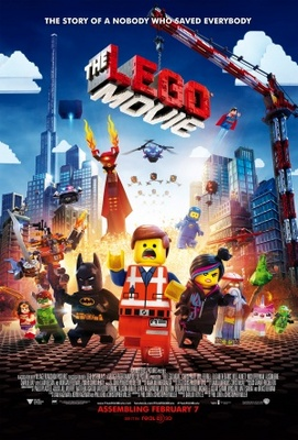 The Lego Movie movie poster (2014) poster MOV_0b000b9f