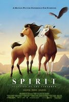 Spirit: Stallion of the Cimarron movie poster (2002) picture MOV_0b01ab8f