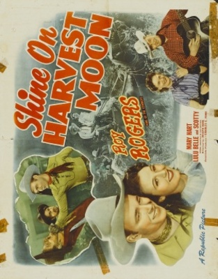 Shine On, Harvest Moon movie poster (1938) poster MOV_0b0be85e