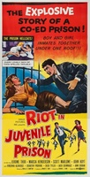 Riot in Juvenile Prison movie poster (1959) picture MOV_0b131c1d