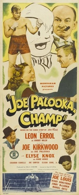 Joe Palooka, Champ movie poster (1946) poster MOV_0b15b524