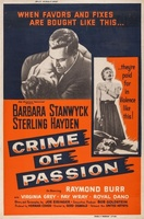 Crime of Passion movie poster (1957) picture MOV_0b183f0e