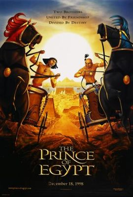 The Prince of Egypt movie poster (1998) poster MOV_0b1a74f7