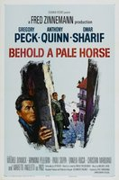 Behold a Pale Horse movie poster (1964) picture MOV_0b1a986e