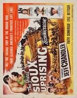 The Great Sioux Uprising movie poster (1953) picture MOV_0b1d465a