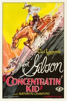 The Concentratin' Kid movie poster (1930) picture MOV_0b204c75