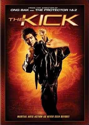 The Kick movie poster (2011) poster MOV_0b2a40a2