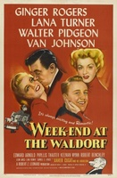 Week-End at the Waldorf movie poster (1945) picture MOV_0b372f85