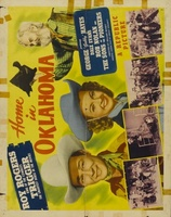 Home in Oklahoma movie poster (1946) picture MOV_0b3806f5