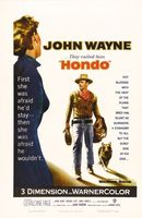 Hondo movie poster (1953) picture MOV_0b3d7731