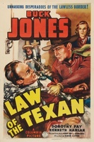 Law of the Texan movie poster (1938) picture MOV_0b41c89f