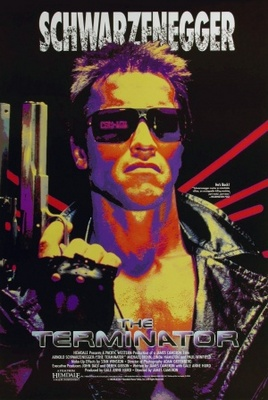 The Terminator movie poster (1984) poster MOV_0b448460