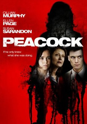Peacock movie poster (2010) poster MOV_0b4a7958