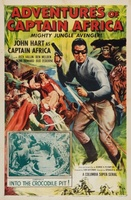Adventures of Captain Africa, Mighty Jungle Avenger! movie poster (1955) picture MOV_0b4fbee9