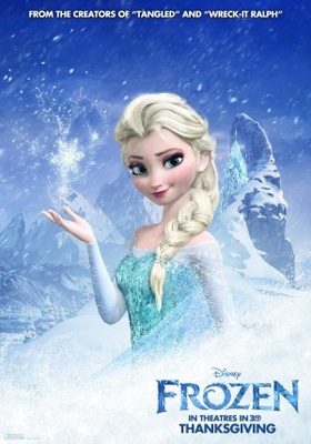 Frozen movie poster (2013) poster MOV_0b50c0a4