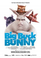 Big Buck Bunny movie poster (2008) picture MOV_0b520ba8