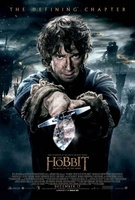 The Hobbit: The Battle of the Five Armies movie poster (2014) picture MOV_0b569522