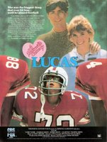 Lucas movie poster (1986) picture MOV_fc35020c